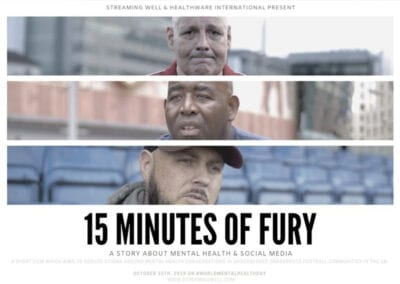 Mental Health – 15 Minutes of Fury