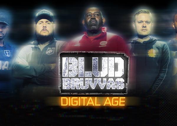 Blud Bruvvas – Digital Age