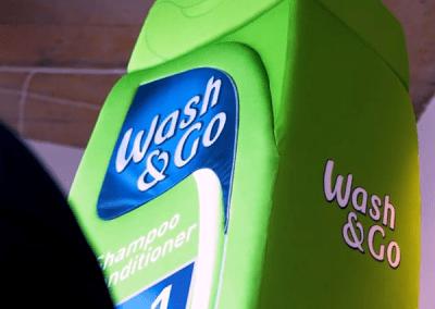 Wash & Go Case Study
